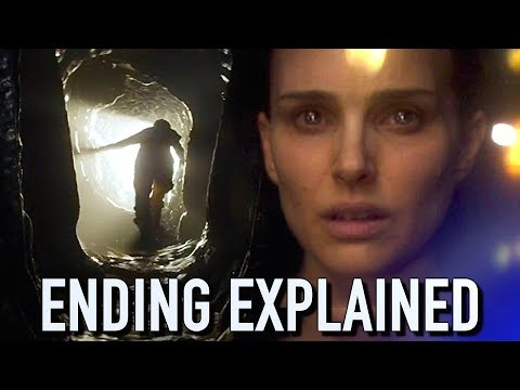 The Ending Of Annihilation Explained