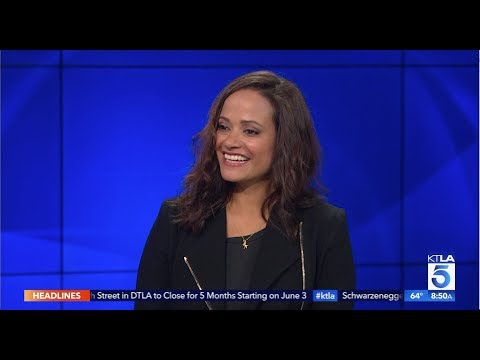 Judy Reyes Discusses Exploring Identity in New Series