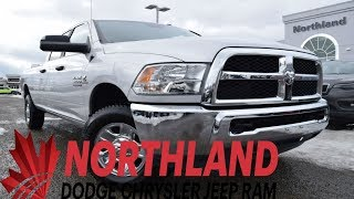 Walk Around 2017 RAM 3500 SLT | Northland Dodge | Auto Dealership in Prince George BC
