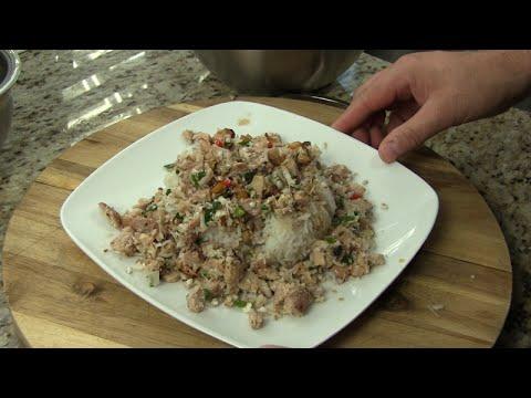 Chicken Kelaquen Recipe   Guamanian Style Food