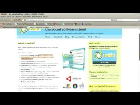 Servicio de microblogging identi.ca