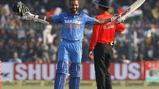 Dhawan hits 100 as India beat WI in 3rd ODI