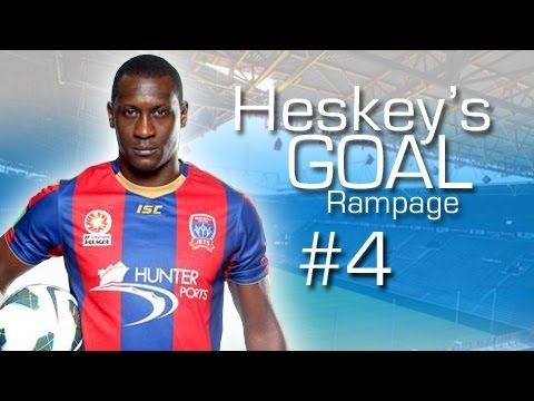 Emile Heskey!!! What a cracker of a goal from the Newcastle Jets #9!! Make sure to LIKE & SUBSCRIBE for more Heskey videos!! HE SCORES WHEN HE WANTS HE SCORE...