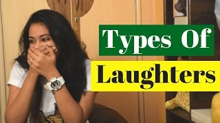 Types Of Laughs | Laughter Challenge | Captain Nick |