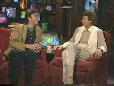 David Brenner &amp; Gilbert Gottfried on Comedy Central
