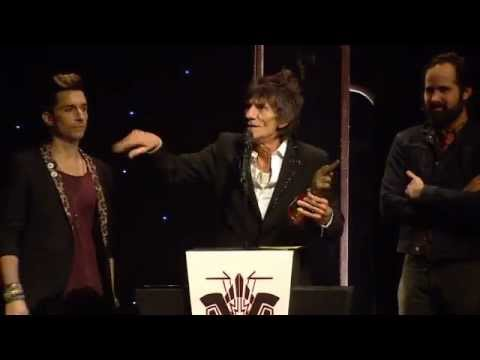 The Rolling Stones: Crossfire Hurricane Wins Best Music Film At The NME Awards 2013
