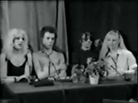 Nancy Spungen, 'Keep your hands off sid!'