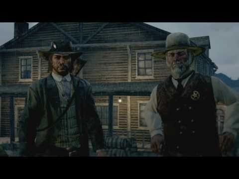 Red Dead Redemption » Short Film Part #1