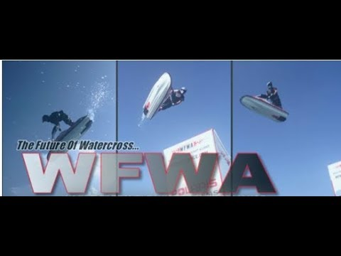Jet Ski shows - Amazing Freestyle Stunts - Unseen WFWA  Footage