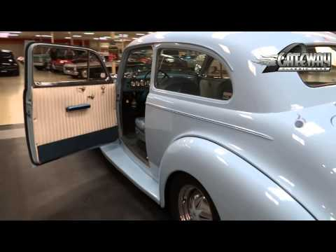 1940 Chevrolet Sedan for sale at Gateway Classic Cars in St. Louis, MO