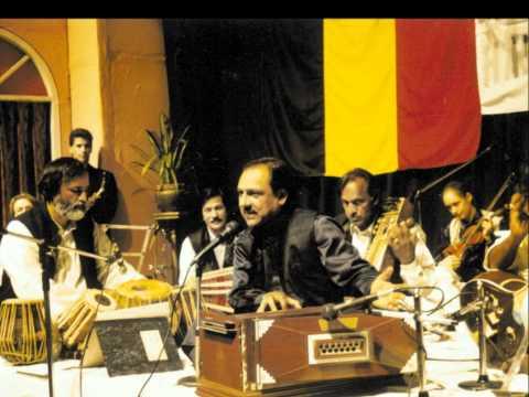 Yeh Kaun aa gai Dilruba mehaki-mehaki - Ghulam Ali (HD)