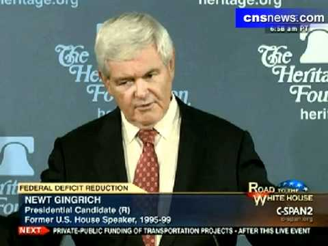 Gingrich: Every State Should Have Job Training Programs for Unemployed