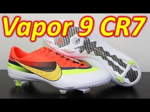 Nike CR7 Mercurial Vapor 9 IX (Ronaldo Edition) - Unboxing + On Feet
