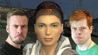 ALYX ÄR TILLBAKA! - Half Life 2 Co-op med Matinbum #22