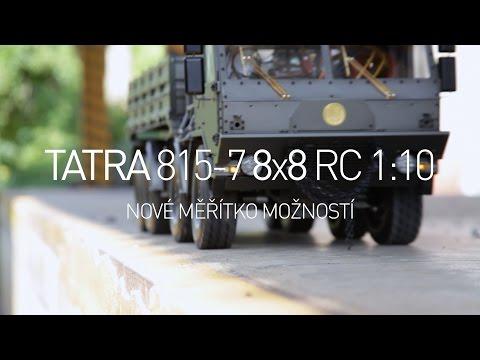 TATRA 815-7 8x8 RC 1:10