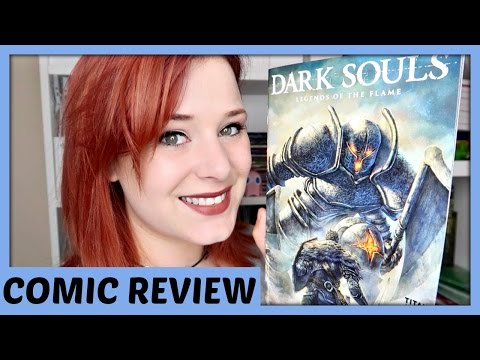 Dark Souls: Legends of the Flame #1   Review