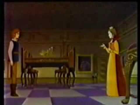 Swan Lake Cartoon Movie 1981 Swan Lake 1981 pt 2 of 12