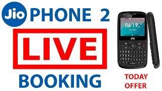 Jio Phone 2 Kaise Book Kare in Hindi | Jio Phone 2 Live Booking | Jio Phone 2 Booking Process