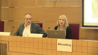 Presentació del projecte Grundtvig Second Chance. Dolors Torner