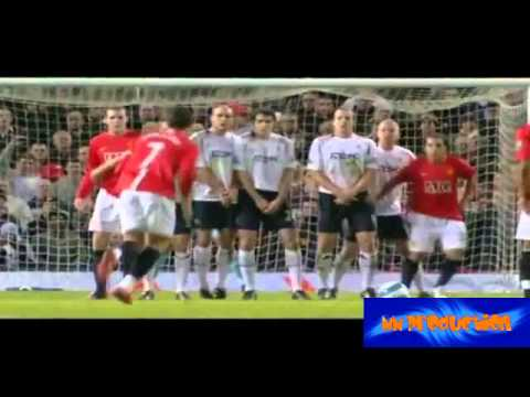 Cristiano Ronaldo - Top 10 Free Kick | Real Madrid Vs. Man.united video