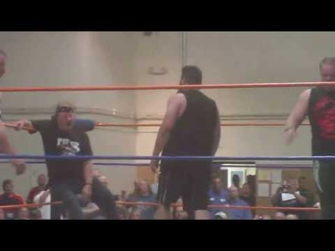 Kevin Steen & Jason axe vs Terry funk &spike part4