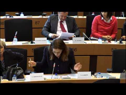 LIBERO SCAMBIO USA-UE: ELISABETTA GARDINI INCALZA IL CAPO NEGOZIATORE BERCERO