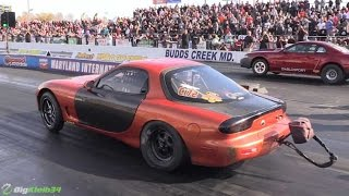 5 Brutal Mazda RX7 Monsters that are set to KILL MODE