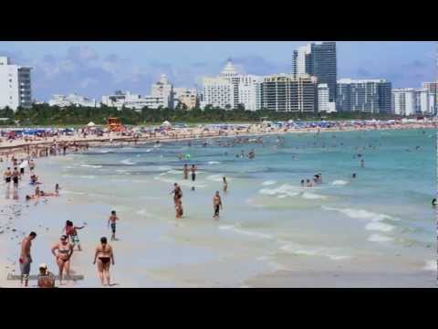 South Pointe Park South Beach Miami by Arne Zimmermann