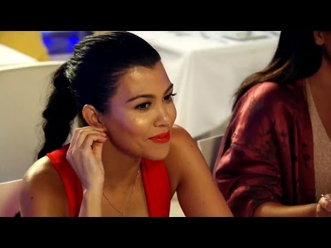 Kourtney Kardashian Flirts With a New Man on 'Keeping Up With The Kardashians'