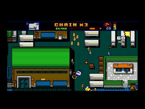 Retro City Rampage: Episode 2