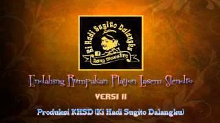 Ki Hadi Sugito - Rumpakan Playon Lasem Versi II