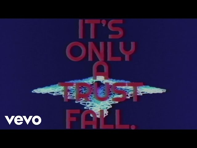 Incubus - Trust Fall (Lyric)