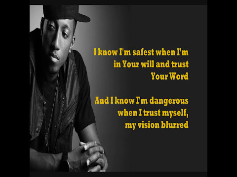 Background - Lecrae (feat. C-Lite) - lyrics on screen