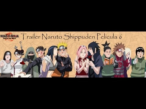 Naruto Shippuden Película 6 Road To Ninja video