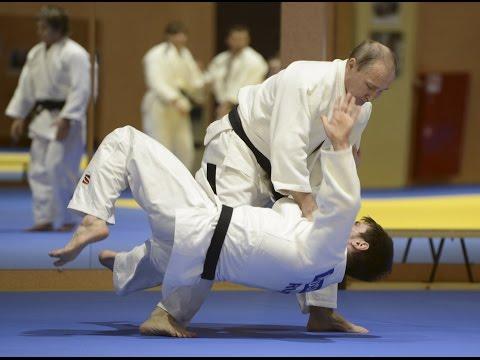 Putin Takes It To The Mat In Sochi