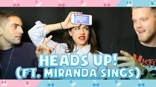 HEADS UP (feat. Miranda Sings)