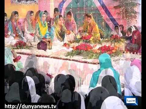Dunya News-17-08-2012-Mehfil-e-Melaad in Punjab College Lahore