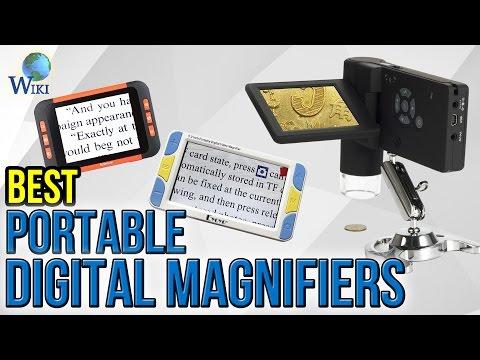 6 Best Portable Digital Magnifiers 2017