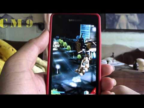 Android Boom Rom Review :: Cyanogen (mod) ver 9 4.0.4 [Thai]