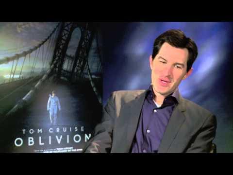 Oblivion -- Director Joseph Kosinski Interview