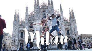 Travel Vlog 03 - Milan, Italy