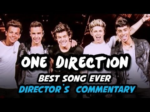 Best Song Ever – One Direction (Director's Commentary)