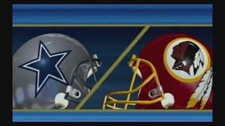 NFL 2K5 Washington Redskins Franchise Week 3