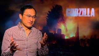 GODZILLA (2014) Interview: Ken Watanabe Poster