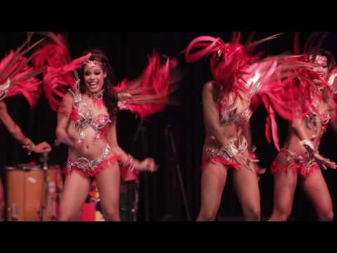 SambAZ dancers winning performance at the National Samba Queen and King Competition 2016
