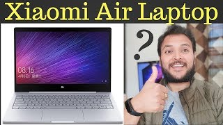 Xiaomi Notebook Air 12.5-inch Intel i5 Version Specification, Price - Budget Laptop [Hindi]