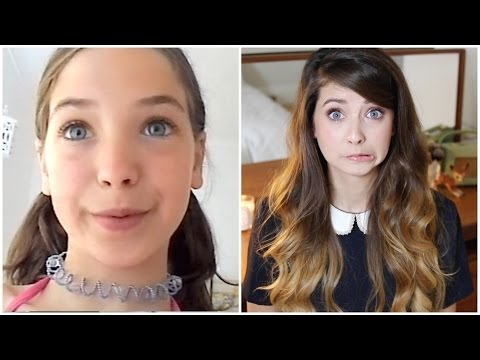 Vlogging At 11 Years Old | Zoella