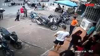 Những Vụ Trộm Xe Máy Táo Tợn Và Nhanh Nhất