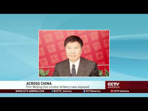 Chinese authorities crack down on corruption