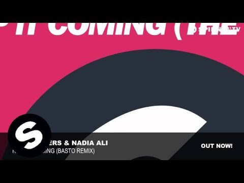 Starkillers & Nadia Ali - Keep It Coming (Basto Remix) Music Videos